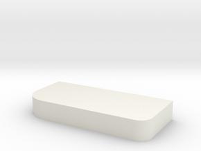 123DDesignDesktop in White Strong & Flexible