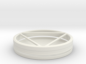 Iron Man 3 Arc Reactor in White Natural Versatile Plastic