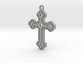 Greek Cross in Aluminum