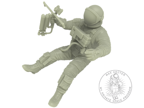Gemini EVA Astronaut / 1:24 / Revell Kit Extension in Frosted Ultra Detail