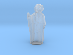 Ra in Robes with hand device - 20 mm in Smooth Fine Detail Plastic