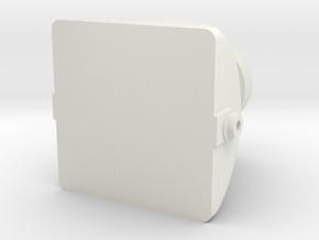 HS1177Mock in White Natural Versatile Plastic