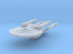 KittyHawk Class BattleCruiser in Smooth Fine Detail Plastic