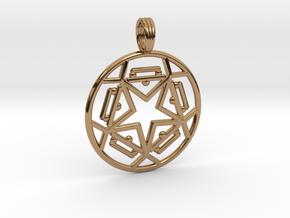 TIMESTAR in Polished Brass
