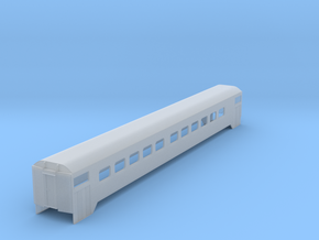 Hawker Siddeley Passenger Car N Scale in Frosted Extreme Detail