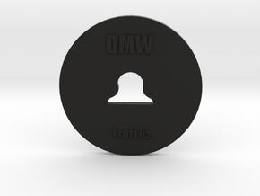 Clay Extruder Die: Footer 011 02 in Black Natural Versatile Plastic