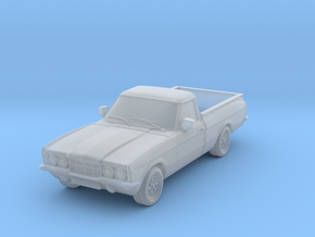 1:87 Cortina mk3 standard p100 hollow in Frosted Ultra Detail