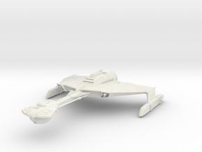 """D6 Cruiser  5.4"""" in White Natural Versatile Plastic"""