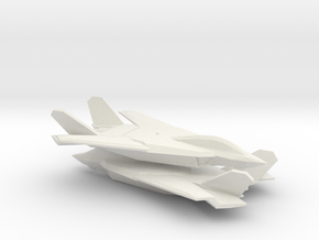 1/350 'A/F-X' F/A-24A Ghost (x2) in White Natural Versatile Plastic