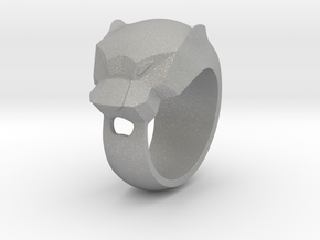 Panther Ring Size 7,2 Hallow in Aluminum