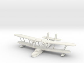 Supermarine Stranraer (resting on water) 6mm 1/285 in White Natural Versatile Plastic