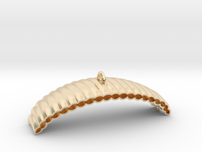 Parachute in 14K Gold
