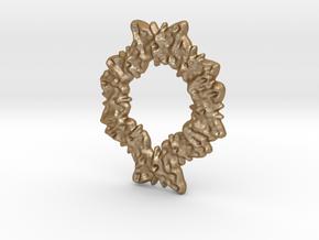 soft swarm in Matte Gold Steel