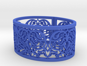 BRS6 in Blue Processed Versatile Plastic