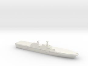 Dokdo-class LPH, 1/1200 in White Natural Versatile Plastic