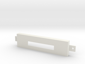 Amiga 4000D 3.5 Inch Bay Cover Large Compactflash  in White Natural Versatile Plastic