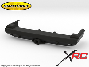 XJ10010 Rear Bumper (for Pro-Line XJ) in Black Natural Versatile Plastic