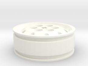 Jante Alcoa Pour Pneu 11.00 X 22.5 axe en croix in White Processed Versatile Plastic