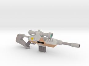 Plasmoid Sniper Rifle in Full Color Sandstone