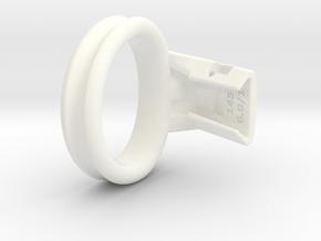 Q4-DT145-06 in White Processed Versatile Plastic