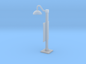 MOF Mail Display 18x36 - 72:1 Scale in Smooth Fine Detail Plastic