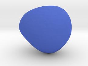 Archipelis Designer Model in Blue Processed Versatile Plastic