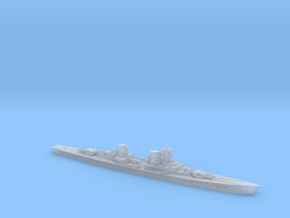 Panzerschiff P Class (1/2400) in Smooth Fine Detail Plastic