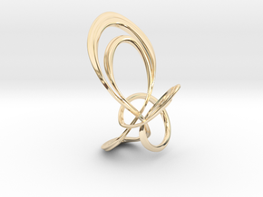 Knocco Ring in 14K Yellow Gold