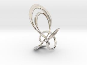 Knocco Ring in Platinum