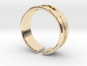 Arky Bracelet in 14K Yellow Gold
