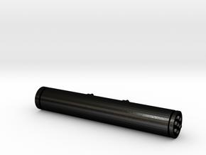 Dragonfly/Locust Small Rocket Pod in Matte Black Steel