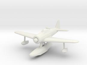 Nakajima A6M2-N 'Rufe' in White Natural Versatile Plastic: 1:200