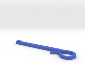 PokeScope UNIVERSAL - Save your [Pokemon] Balls in Blue Processed Versatile Plastic