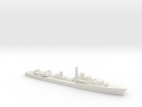 Weapon-class (Boardsword) destroyer, 1/1800 in White Natural Versatile Plastic