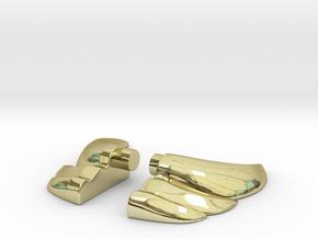Golden Ear in 18k Gold