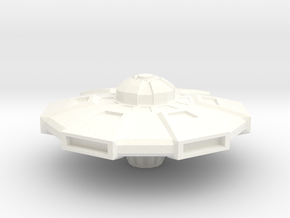 Station Parts in White Strong & Flexible Polished