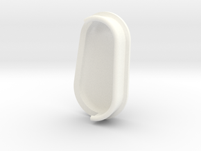 Bman in White Strong & Flexible Polished