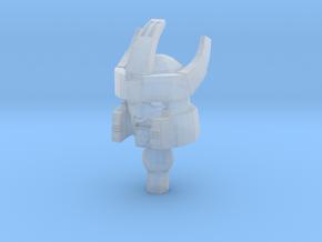 Galvatron Tyrant Titan Master Head in Smooth Fine Detail Plastic