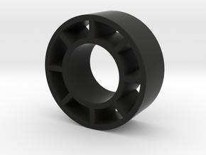 Tapecore 16 in Black Natural Versatile Plastic