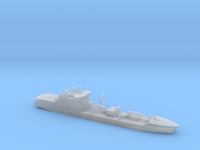 Tide-class tanker, 1/1800 (for FUD) in Frosted Ultra Detail