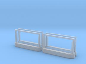 LIONEL HO 0310 BILBOARD FRAME in Smooth Fine Detail Plastic