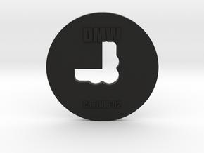 Clay Extruder Die: Corner 006 02 in Black Natural Versatile Plastic