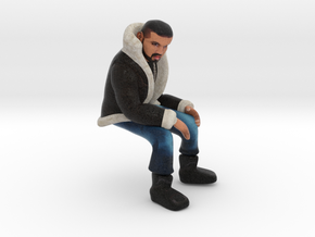 3D Drake Views LG in Full Color Sandstone: Medium