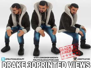3D Drake Views SM in Full Color Sandstone: Medium