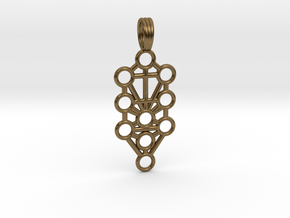 TREE OF LIFE in Natural Bronze