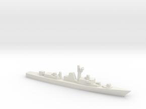 Minegumo-class destroyer, 1/1800 in White Natural Versatile Plastic
