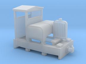55n9  Simplex diesel loco in Smooth Fine Detail Plastic