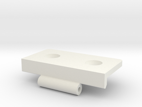 Scharnier V03-B in White Strong & Flexible