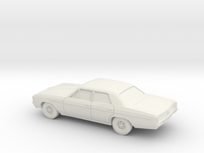 1/87 1965 Buick Skylark Sedan in White Strong & Flexible