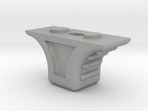Keymod 2-sided handstop in Aluminum